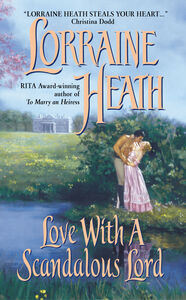 Foto Cover di Love With a Scandalous Lord, Ebook inglese di Lorraine Heath, edito da HarperCollins