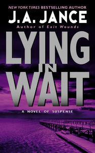 Foto Cover di Lying in Wait, Ebook inglese di J. A. Jance, edito da HarperCollins