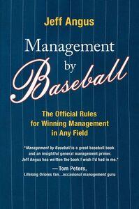 Foto Cover di Management by Baseball, Ebook inglese di Jeff Angus, edito da HarperCollins