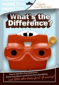 Foto Cover di Mental Floss: What's the Difference?, Ebook inglese di Editors of Mental Floss, edito da HarperCollins