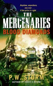 Foto Cover di Blood Diamonds, Ebook inglese di P. W. Storm, edito da HarperCollins