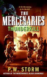 Foto Cover di Thunderkill, Ebook inglese di P. W. Storm, edito da HarperCollins