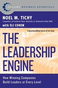 Ebook in inglese The Leadership Engine Tichy, Noel M.