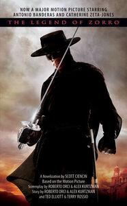 Foto Cover di The Legend of Zorro, Ebook inglese di Scott Ciencin, edito da HarperCollins
