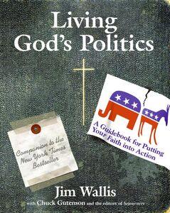 Foto Cover di Living God's Politics, Ebook inglese di Jim Wallis, edito da HarperCollins