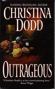 Foto Cover di Outrageous, Ebook inglese di Christina Dodd, edito da HarperCollins