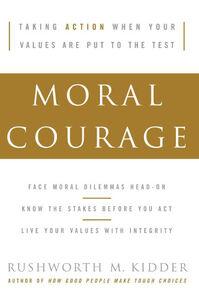Foto Cover di Moral Courage, Ebook inglese di Rushworth M. Kidder, edito da HarperCollins
