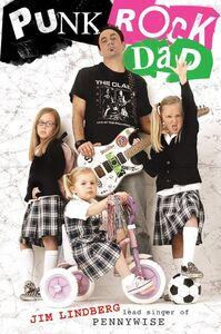 Foto Cover di Punk Rock Dad, Ebook inglese di Jim Lindberg, edito da HarperCollins