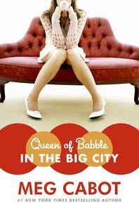 Foto Cover di Queen of Babble in the Big City, Ebook inglese di Meg Cabot, edito da HarperCollins