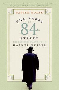 Foto Cover di The Rabbi of 84th Street, Ebook inglese di Warren Kozak, edito da HarperCollins
