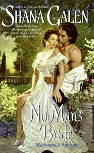 Foto Cover di No Man's Bride, Ebook inglese di Shana Galen, edito da HarperCollins