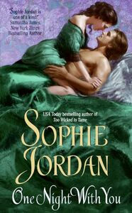 Foto Cover di One Night with You, Ebook inglese di Sophie Jordan, edito da HarperCollins