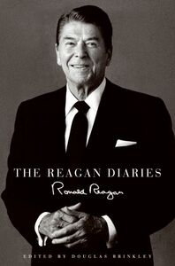 Foto Cover di The Reagan Diaries, Ebook inglese di Ronald Reagan, edito da HarperCollins