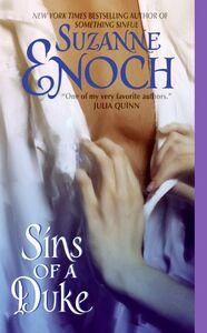 Foto Cover di Sins of a Duke, Ebook inglese di Suzanne Enoch, edito da HarperCollins