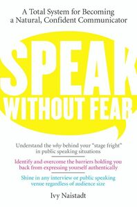 Ebook in inglese Speak Without Fear Naistadt, Ivy