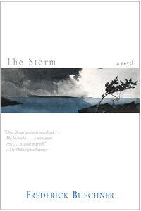 Foto Cover di The Storm, Ebook inglese di Frederick Buechner, edito da HarperCollins
