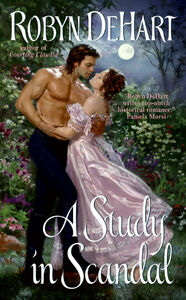 Foto Cover di A Study in Scandal, Ebook inglese di Robyn DeHart, edito da HarperCollins