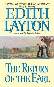 Foto Cover di The Return of the Earl, Ebook inglese di Edith Layton, edito da HarperCollins