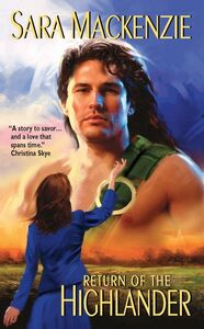 Foto Cover di Return of the Highlander, Ebook inglese di Sara Mackenzie, edito da HarperCollins