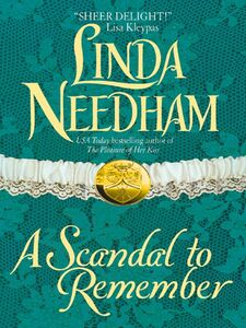 Foto Cover di A Scandal to Remember, Ebook inglese di Linda Needham, edito da HarperCollins