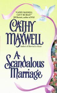 Foto Cover di A Scandalous Marriage, Ebook inglese di Cathy Maxwell, edito da HarperCollins