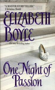 Foto Cover di One Night of Passion, Ebook inglese di Elizabeth Boyle, edito da HarperCollins