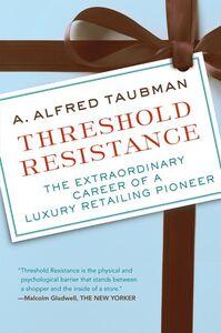 Foto Cover di Threshold Resistance, Ebook inglese di A. Alfred Taubman, edito da HarperCollins