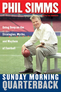 Foto Cover di Sunday Morning Quarterback, Ebook inglese di Vic Carucci,Phil Simms, edito da HarperCollins