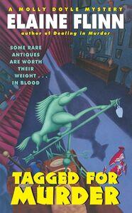Foto Cover di Tagged for Murder, Ebook inglese di Elaine Flinn, edito da HarperCollins