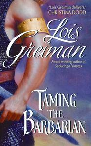 Foto Cover di Taming the Barbarian, Ebook inglese di Lois Greiman, edito da HarperCollins