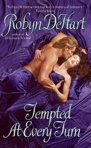 Foto Cover di Tempted at Every Turn, Ebook inglese di Robyn DeHart, edito da HarperCollins