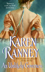 Foto Cover di An Unlikely Governess, Ebook inglese di Karen Ranney, edito da HarperCollins