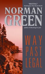 Foto Cover di Way Past Legal, Ebook inglese di Norman Green, edito da HarperCollins