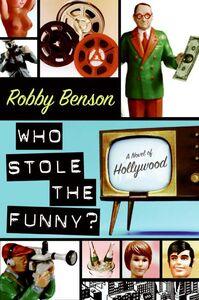Foto Cover di Who Stole the Funny?, Ebook inglese di Robby Benson, edito da HarperCollins