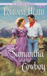 Foto Cover di Samantha and the Cowboy, Ebook inglese di Lorraine Heath, edito da HarperCollins