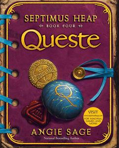 Foto Cover di Queste, Ebook inglese di Angie Sage,Mark Zug, edito da HarperCollins