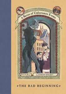 Foto Cover di The Bad Beginning, Ebook inglese di Lemony Snicket,Brett Helquist, edito da HarperCollins