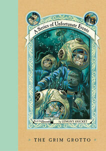 Foto Cover di The Grim Grotto, Ebook inglese di AA.VV edito da HarperCollins