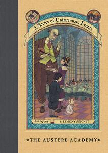 Foto Cover di The Austere Academy, Ebook inglese di AA.VV edito da HarperCollins