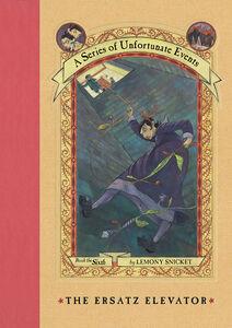 Foto Cover di The Ersatz Elevator, Ebook inglese di AA.VV edito da HarperCollins