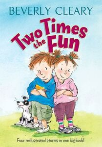 Ebook in inglese Two Times the Fun Cleary, Beverly