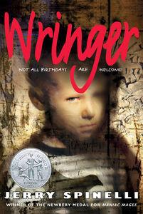 Foto Cover di Wringer, Ebook inglese di Jerry Spinelli, edito da HarperCollins