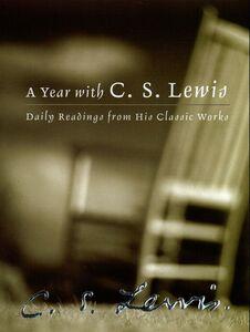 Foto Cover di A Year with C.S. Lewis, Ebook inglese di C. S. Lewis, edito da HarperCollins