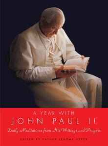 Foto Cover di A Year with John Paul II, Ebook inglese di Pope John Paul II, edito da HarperCollins