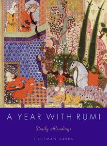 Foto Cover di A Year with Rumi, Ebook inglese di Coleman Barks, edito da HarperCollins