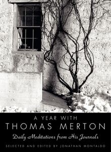 Foto Cover di A Year with Thomas Merton, Ebook inglese di Thomas Merton, edito da HarperCollins