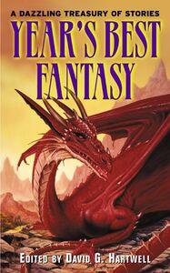 Foto Cover di Year's Best Fantasy 1, Ebook inglese di Kathryn Cramer,David G. Hartwell, edito da HarperCollins