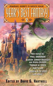 Foto Cover di Year's Best Fantasy 2, Ebook inglese di Kathryn Cramer,David G. Hartwell, edito da HarperCollins