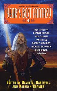 Foto Cover di Year's Best Fantasy 4, Ebook inglese di Kathryn Cramer,David G. Hartwell, edito da HarperCollins
