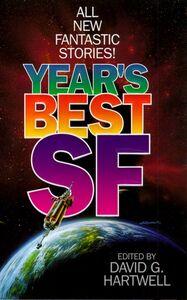 Foto Cover di Year's Best SF 1, Ebook inglese di David G. Hartwell, edito da HarperCollins